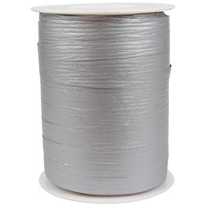 Matline lint, breed Zilver  10 mm x 250 m
