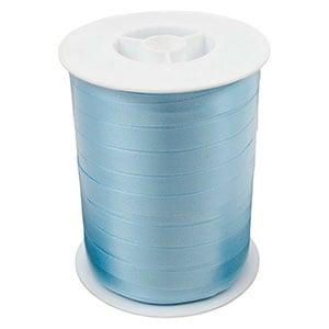 Plain lint, breed Lichtblauw  10 mm x 250 m