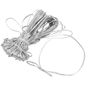 Gumki XL 100 szt. Kolor srebrny  Ø 95 mm / 3 mm