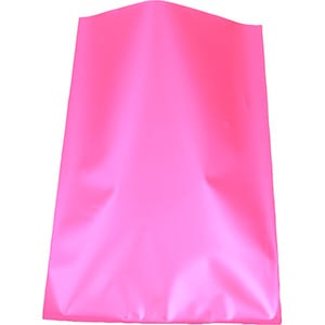 Small Foil Bag for Jewellery, 500 pcs Matt Magenta 80 x 125