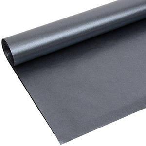 Zijdevloeipapier met parelglans, 240 vellen Zwart parelmoer 760 x 505 17 gsm
