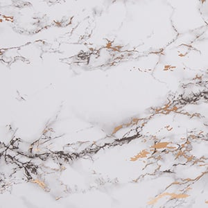 Cadeaupapier 0993 Wit met marmerpatroon  20 cm - 160 m