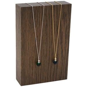 Presentatieblok voor sieraden, klein