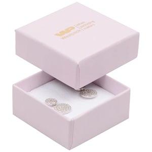 Achat en gros: Boston écrin pour BO/ breloques Carton rose clair / Intérieur mousse blanche 50 x 50 x 22
