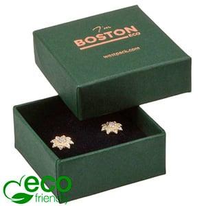 Boston ECO sieradendoosje oorbellen/ oorknopjes