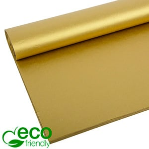 Eco-Friendly Tissue paper, 240 sheets Gold 700 x 500 17 gsm