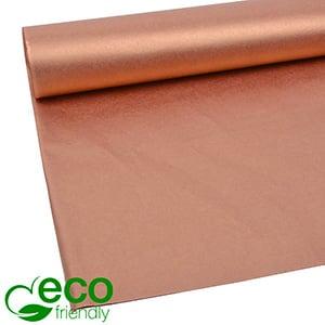Milieuvriendelijk Zijdevloeipapier, 240 vellen Koper 700 x 500 17 gsm