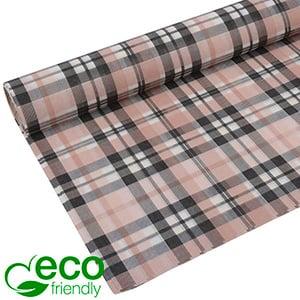 Eco-Friendly Tissue paper, 240 sheets Black / Plain Brown Pattern 750 x 500 24 gsm