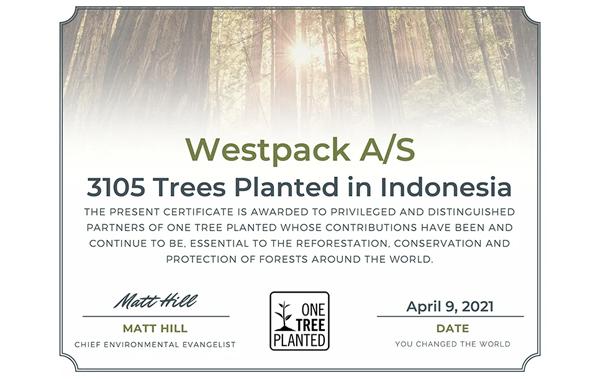 Read Westpack's ESG report 2020-2021