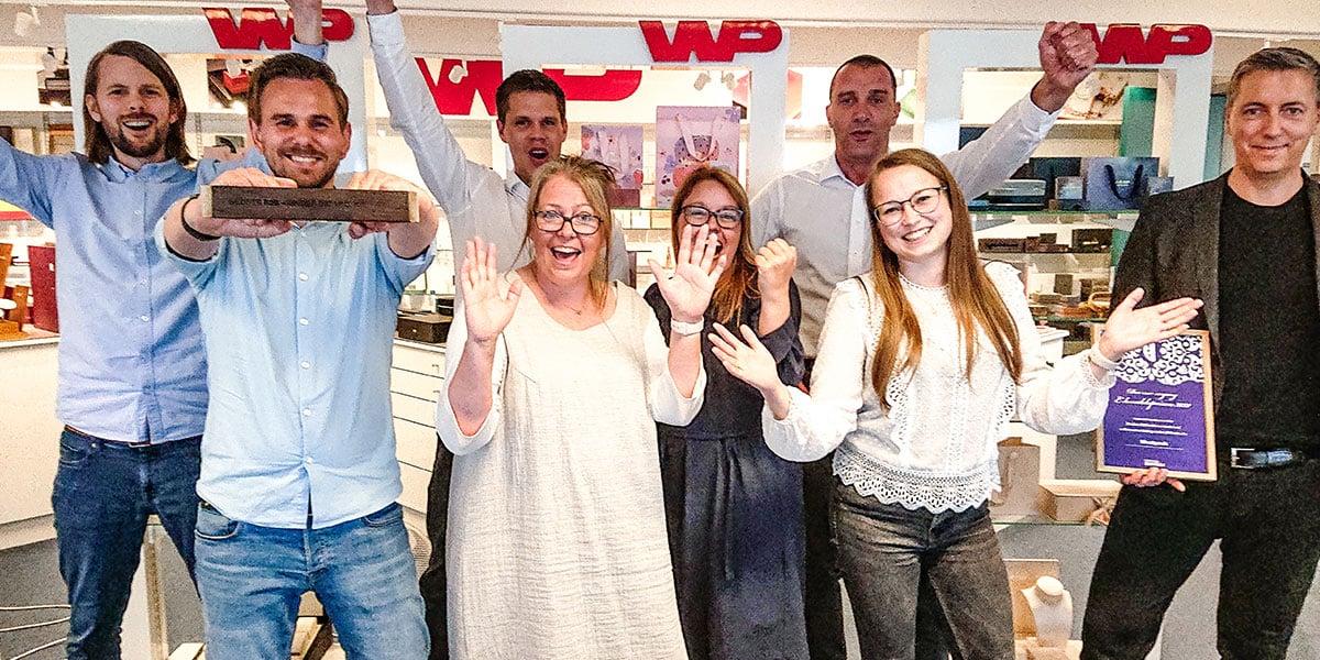 Westpack Wins Award for Best B2B Online Store!